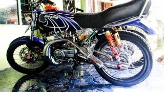 Tampang-tampang SKRI sleman king rider