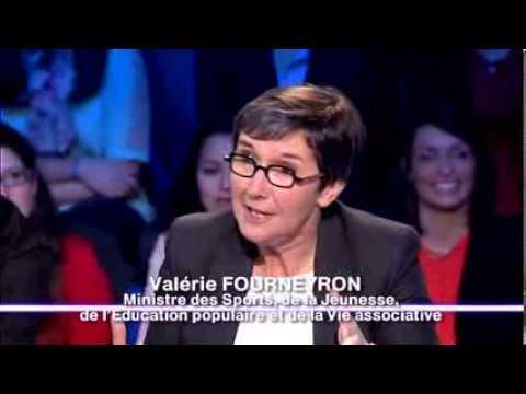 """""""Un petit paquet par mois !"""" Valérie Fourneyron et la cigarette - On n'est pas couché"""