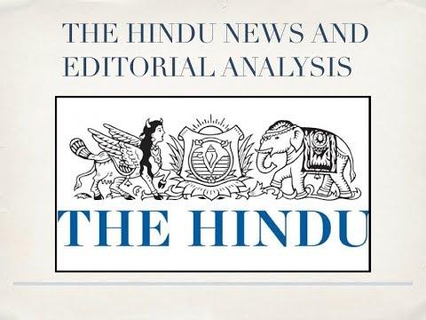 PIB+THE HINDU ANALYSIS 25 SEPTEMBER 2017