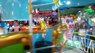 Cia Feli Arfa Komidi Putar Ayani Mega Mall