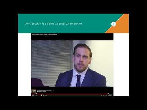 Flood and Coastal Engineering Webinar April 2017