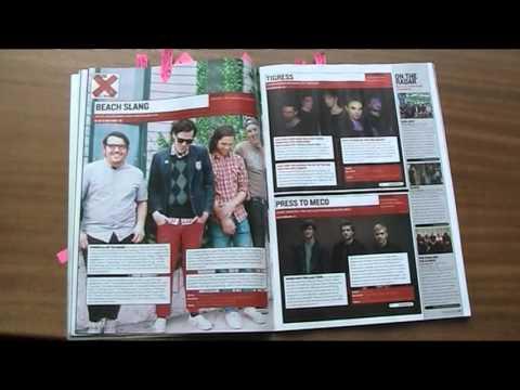 Retake of music magazine analysis 2