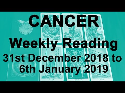 Cancer Horoscope 2019 Keywords