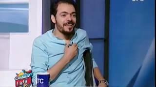 برنامج اجيبهالك ازاي   مع حسين الجوهري ولقاء مع وليد ابو المجد (استاند اب كوميدي)9-12-2017