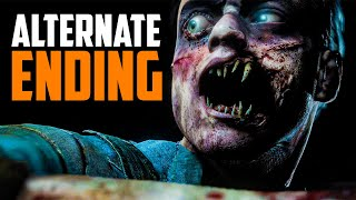 Until Dawn Alternate Ending | Until Dawn Wendigo Josh Ending & Secret Cutscene