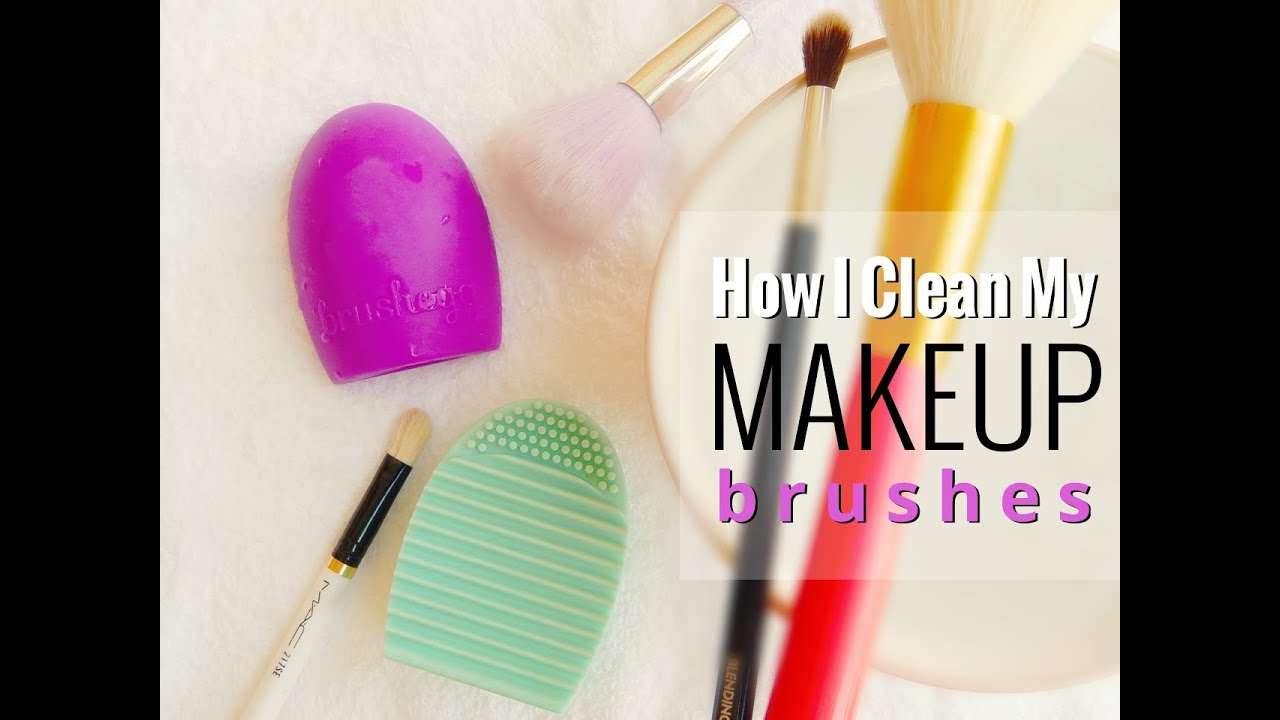 How To Clean Mac Brushes Without Cleaner