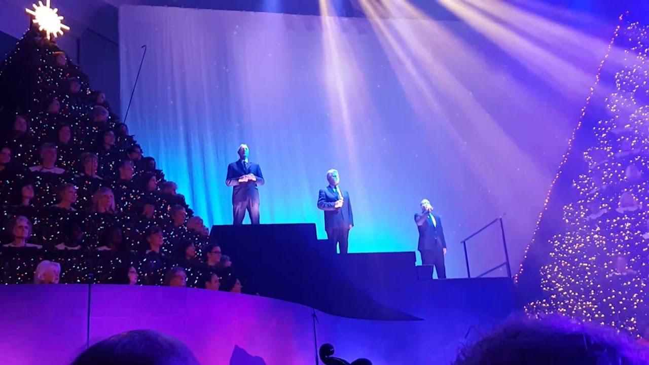 Shandon Baptist Church Singing Christmas Tree Video 3