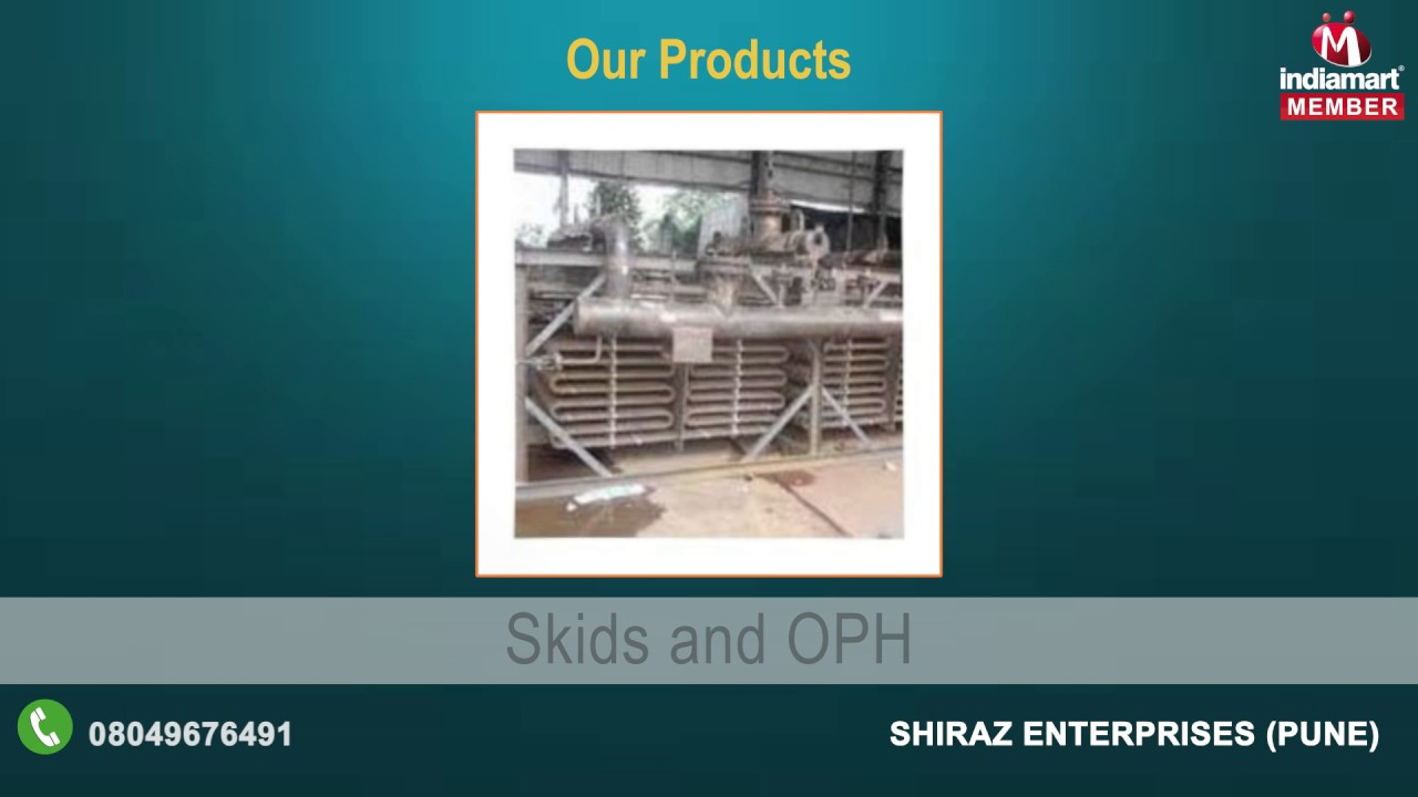 Boiler and Pressure Parts By Shiraz Enterprises, Pune - YouTube