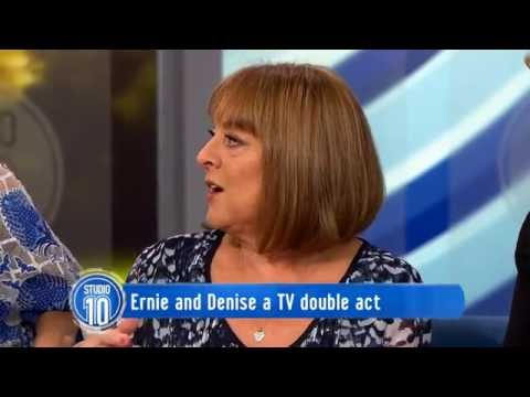 Denise Drysdale Speaks On Ernie Sigley
