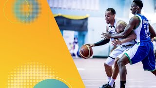 Patriots BBC v City Oilers - Full Game - Basketball Africa League Qualifying Tournaments 2019
