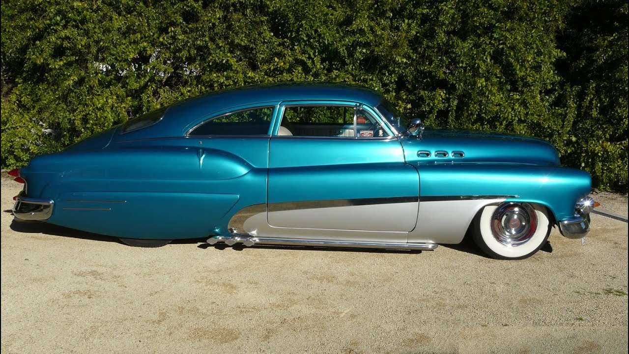 Painting Of Craig S 1950 Buick Youtube