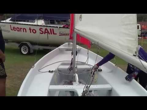 Learn to Sail Pacers with Roger and Alex Nov 2015