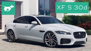 2016 Jaguar XF S Diesel Review