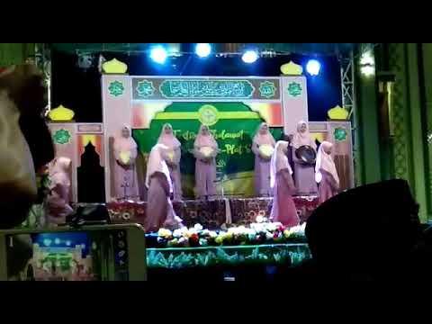 Juara Jingle Sholawat Terbaik Groub Nurul Qolbi PonPes Attanwir Putri Bojonegoro