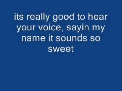 lips of an angel (with lyrics)