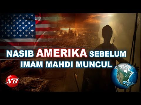 NASlB AMERIKA SEBELUM IMAM MAHDI MUNCUL II Kajian Ustadz Zulkifli M Ali Lc