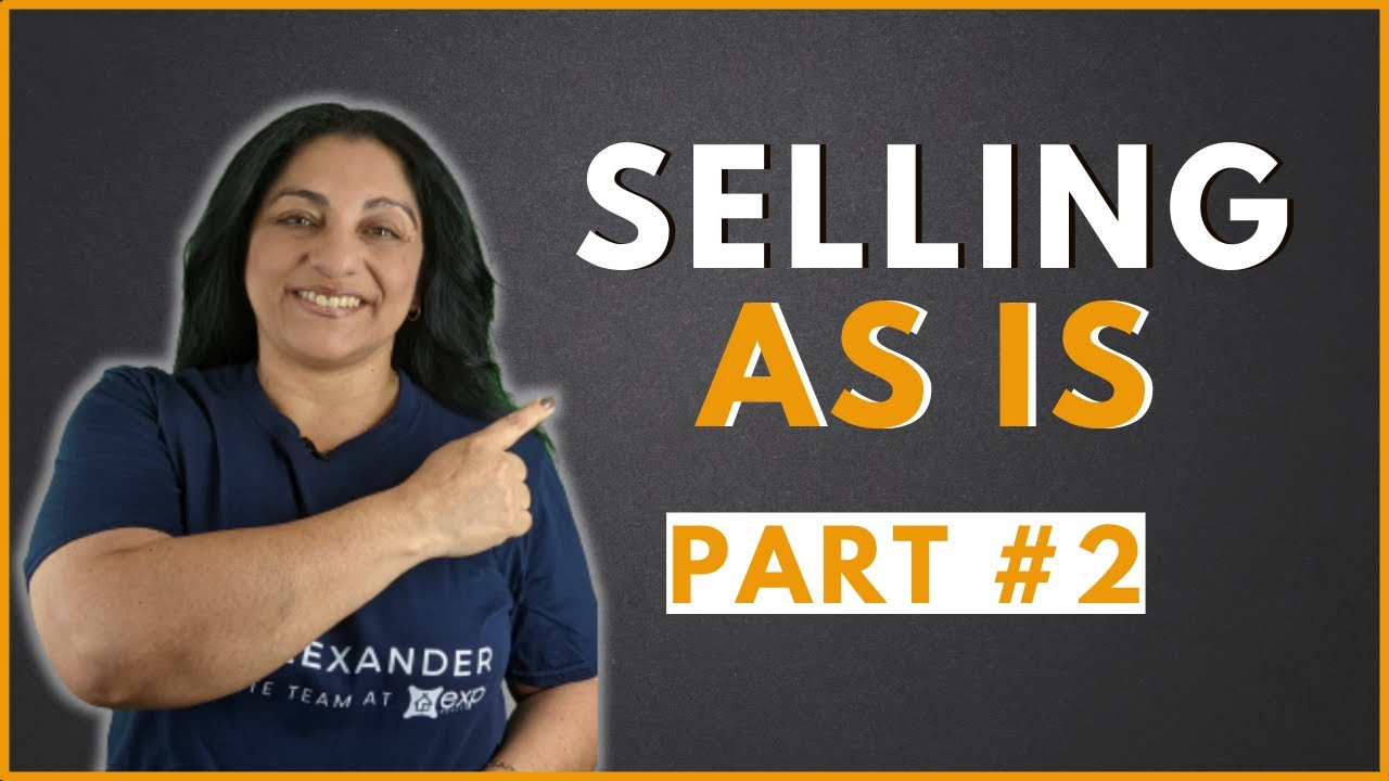 Process of Selling a House AS IS in NY | Part 2