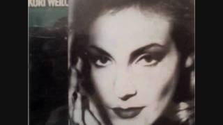 Ute Lemper sings Kurt Weill - Speak low
