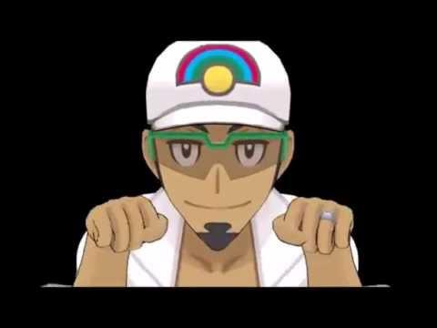 stupid sexy kukui  [pokemon sun & moon MMD]