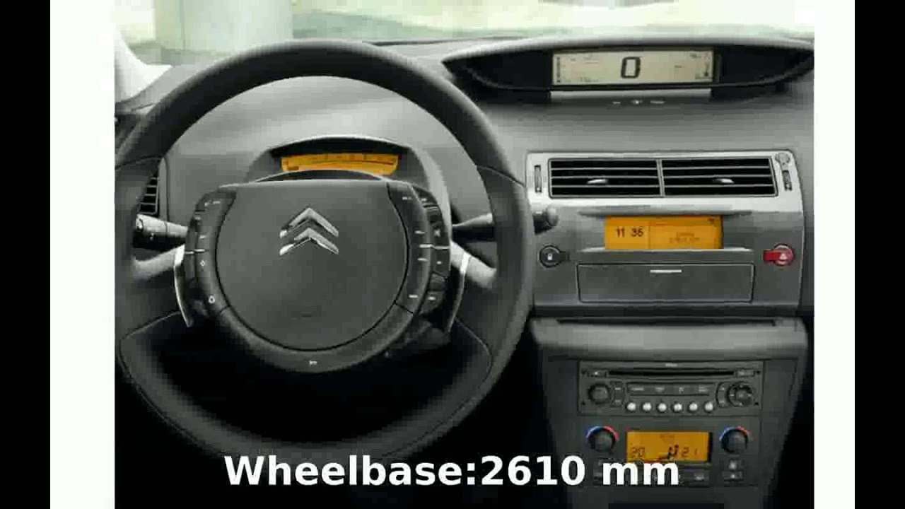 2007 citroen c4 vtr coupe features specification youtube. Black Bedroom Furniture Sets. Home Design Ideas