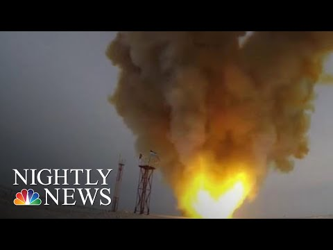Russia Testing New Hypersonic Nuclear Missile | NBC Nightly News