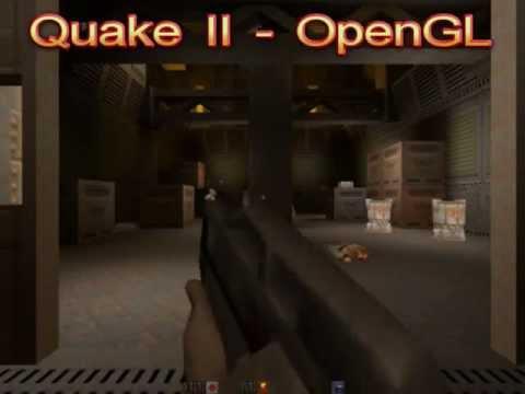 Quake II vs. Ultimate Quake II Patch