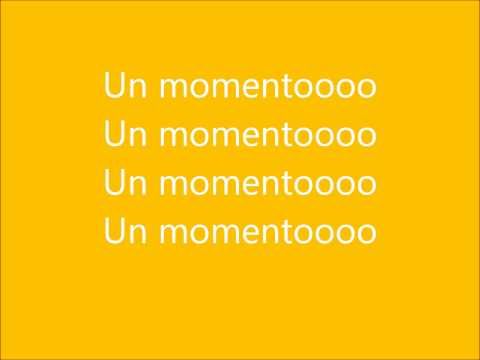 Inna-un momento-lyrics
