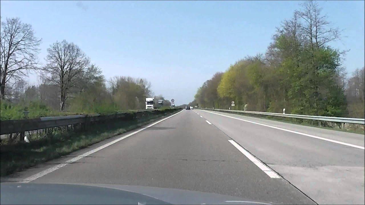 Autobahn Venlo Gesperrt