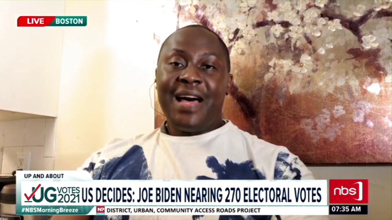US Presidential Election Update  NBS Up and About