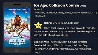 How To Download Ice Age Collision Course Full Movie In Hindi - English