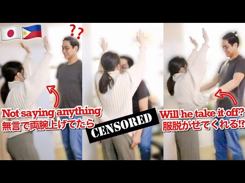 Download Seeing How Long Will It Take My Boyfriend To Undress Me [International Couple]