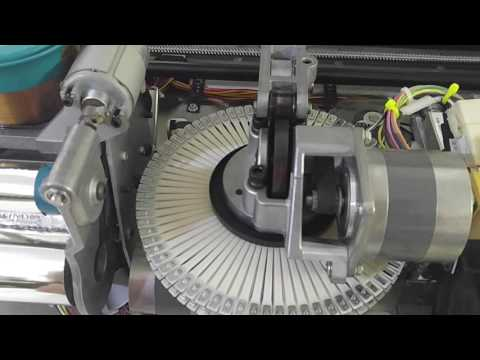 Datacard 150i Tutorial:  How To Create Wheel, Mag And Foil Test Cards