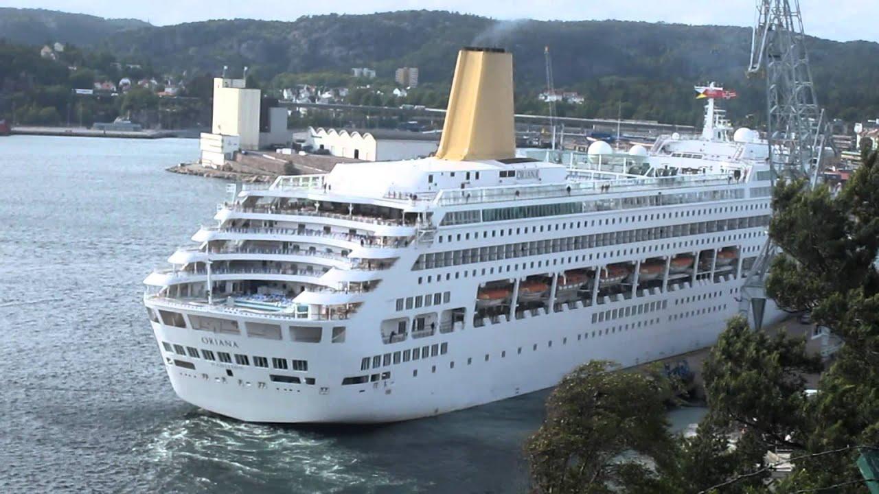MV Oriana Cruise Ship