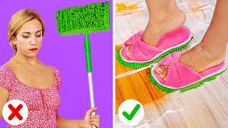 Download lagu HONEY I'M HOME || Cheat Your Way Through Chores Like A Boss With These Lazy Household Hacks