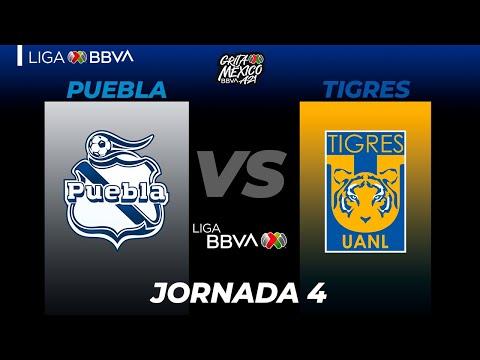 Puebla U.A.N.L. Tigres Goals And Highlights