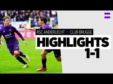 Anderlecht Club Brugge Goals And Highlights