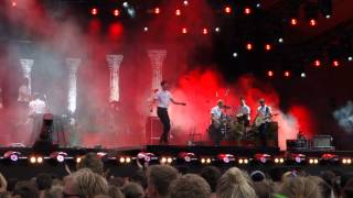 Vinnie Who - Life During Wartime @ Roskilde 2013