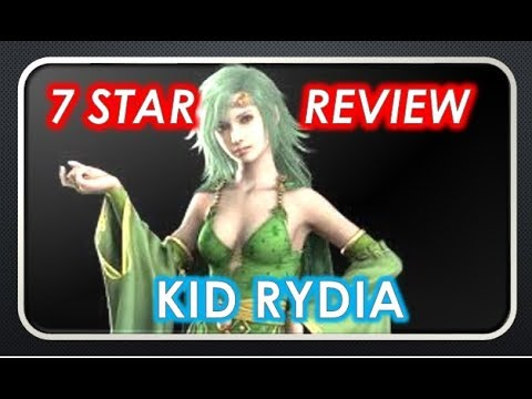 [FFBE] 7Star Review: The Summoner Kid Rydia