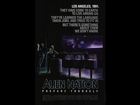 Alien Nation (1988) Rejected Score by Jerry Goldsmith