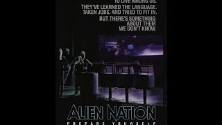 Alien Nation 1988 Rejected Score By Jerry Goldsmith