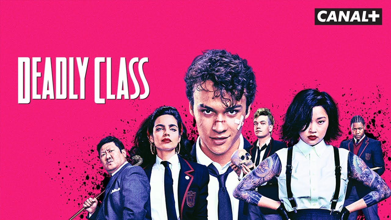 Bande annonce Deadly Class