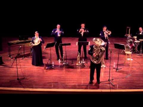Stars & Stripes tuba & piccolo trumpet solos