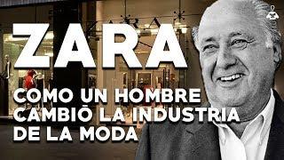 👚 El hombre que inventó la MODA RÁPIDA | Caso Zara