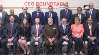 Howdy Modi | PM Modi holds 'fruitful' meeting with CEOs from energy sector