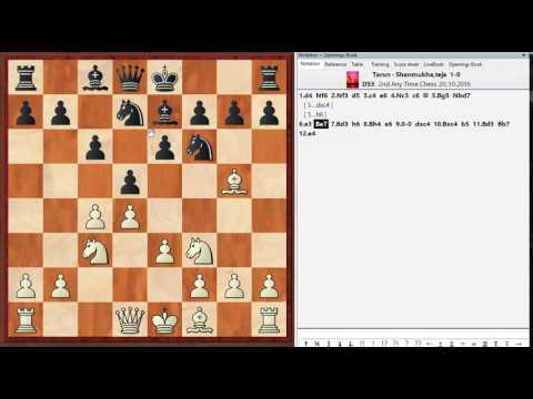 Any time chess#01 with Tarun
