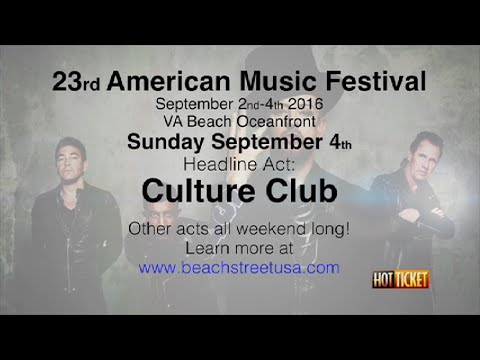 American Music Festival Preview - Hot Ticket 2016