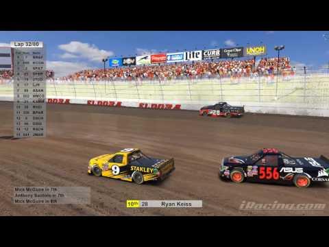 24JUL17 Eldora Speedway HIghlights