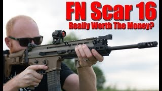 FN Scar 16 Full Review: Modern Masterpiece Or Waste Of Money?