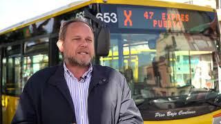 Guaguas Municipales activa la nueva Línea exprés X47