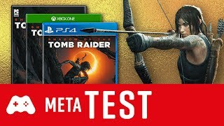 Shadow of the Tomb Raider Review & Meta Test PC, PS4, Xbox One